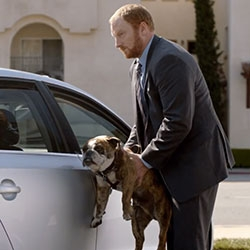 "Volkswagen's ""Bad Dog, Good Volkswagen"" commercial ~ what happens when your dog swallows your keys... and how much you can still control!"