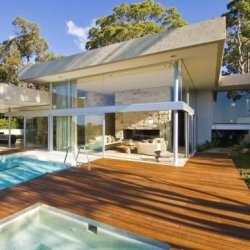 The Walker house in Sydney, Australia has been put up for sale at over $10 million