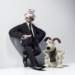 Wallace and Gromit turn male models in DDB's fun new campaign for fashion store Harvey Nichols