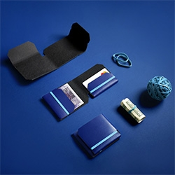 Nothing Fancy Minimal Wallet by Chieh. Exactly as it sounds, lovely photography for this collection of wallet concepts!