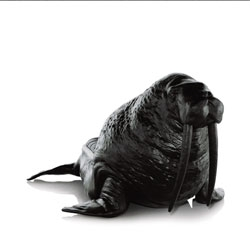 Maximo Riera's latest animal chair, The Walrus Chair.