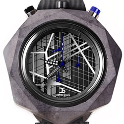 Concrete watch by Dzmitry Samal - Limited edition of 100 pieces! Each duly numbered. Swiss made