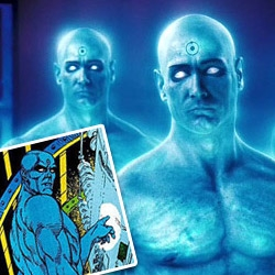 Now that the trailler for acclaimed  comic book Watchmen has debuted, compare the movie visuals with the original comics.