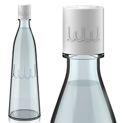 Whole World Water - bottle designed by Yves Béhar Fuseproject