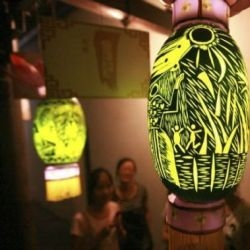 Watermelon Lantern Festival cherishes the artistry of the Chinese.