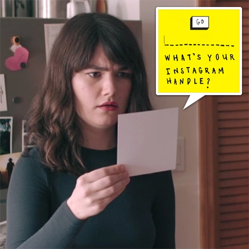 Weird Box - insert your instagram handle (or someone else's) and sit back and watch this hilarious short film that works your photos right into the drama! By Noah Levenson.