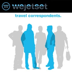 WEJETSET : the store and voice of modern travel culture ~ is launching Sept 18th, but until then you can sign up to win their Mercedes C-Class.