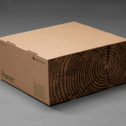 New Identity, packaging and web for the norwegian wood supplier Woodhouse.
