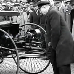 Mercedes-Benz: 'I Believe in the Horse' - beautifully nostalgic and inspiring look back at some of the most important inventions of our time... great video!