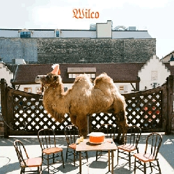 Yup, there it is. The cover of the new Wilco album, Wilco (The Album). Just in case anybody was under the misguided impression that this band took itself too seriously.