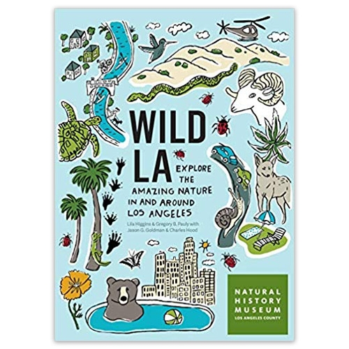Wild LA: Explore the Amazing Nature in and around Los Angeles By Natural History Museum of Los Angeles County - a great new book looking at the MANY creatures we find all around us (many of which are right in our NOTCOT backyard!)