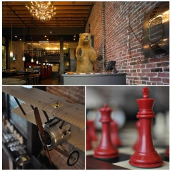 Wingtip is an a member's only urban refuge in San Francisco's financial district for loyal customers of retailer On the Fly.