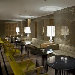 Turkish design studio Autoban, designed the interiors of the Witt Istanbul Suites Hotel.