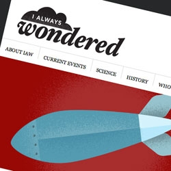 """I always wondered..."" awesome new site from Jarrett Green exploring just those..."