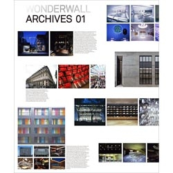 Interior design firm Wonderwall have now produced a monograph of their work, Wonderwall Archive 01, available from Parco Publishing.