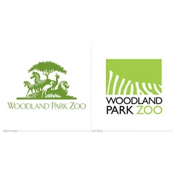 Seattle's Woodland Park Zoo introduces its new identity and theme 'More Wonder, More Wild' by Phinney Bischoff Design House.