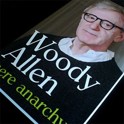 Woody Allen uses an unique font for all his opening titles films: the EF Windsor Elongated.