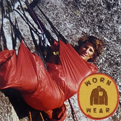 Worn Wear Tumblr from Patagonia ~ lots of fun true stories of their gear that has been in use for years from readers!