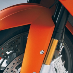 The KTM RC8: stunning superbike design from a company better known for motocross.