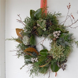Ooh Design*Sponge and Studio Choo show us how to make a gorgeous wreath with succulents and all!