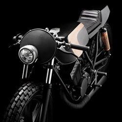 Impressive Wrenchmonkees custom motorcycles. Museum grade Danish craft.