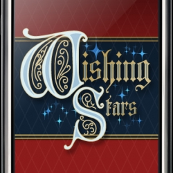 Wishing Stars is an iPhone game I developed, a GPS treasure hunt that takes place at Disneyland. Worked to make it look like a classic Disney product...