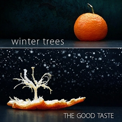 Nature repeats its forms in fascinating ways but it's the observer who makes it real. A Winter Trees collection of tangerine peel imagery by designer Svilen Dimchevski.