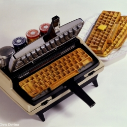 From Typewriter to a Waffle Iron, inside 9 more cool waffle irons