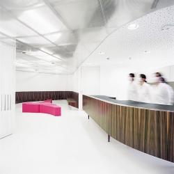 """Xarchitekten recently unveiled their project """"GKK Zahnambulatorium"""",  located in Linz/Austria"""