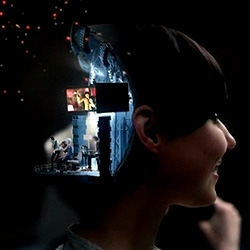 Live Your Moment: New Xbox 360 campaign, with heads CGI and miniatures.