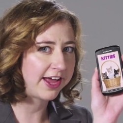 Sony Ericsson produce series of very funny Android gaming ads starring Kriten Schaal from Flight of the Conchords