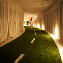 Fiat Open Lounge - Milano -Italy. New temporary Lounge sponsored by FIAT. Project: Antimeridian Design Consultancy