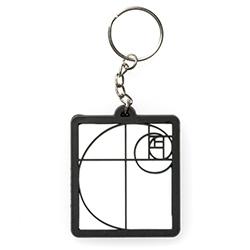 Carhartt spiral keychain