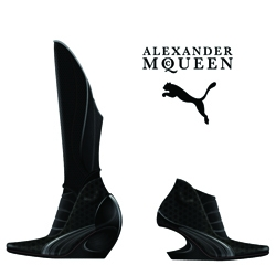 Day to Night look with Alexander McQueen Puma Women's Convertible Motorcycle Boot Concept by Ashley Payne