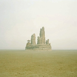 Zhang Kechun's newest photo series is a beautiful tribute to the life and death of the Yellow River in China.