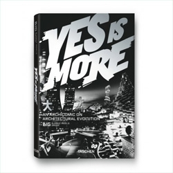 'Yes is More' is the manifesto of Copehagen-based architectural practice Bjarke Ingels Group just published by Taschen. But in comic book form...