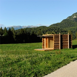 Yeta Log Cabin from Lab Zero.