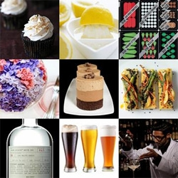 A roundup of some of the weeks yummiest inspiration from Tasteologie and Liqurious!