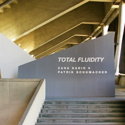 Zaha Hadid and Patrick Schumacher are headliners for the Seoul Design Olympiad 2008 which runs through Oct. 30th. See pics of the Total Fluidity exhibit and exhibition catalog...