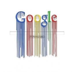 Google sunny side up. Zevs liquidated Google site.