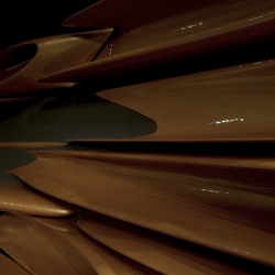 Dune formations by Zaha Hadid