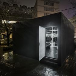 In Warsaw, a pop-up shop by Super Super - Hanna Kokczyńska, Jacek Majewski, and Inside/Outside - Agnieszka Kuczyńska.