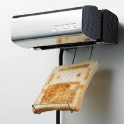 forget about painting on your toast.  check out the zuse toaster!  now you can make your own jesus bread!  ebay suckers beware...